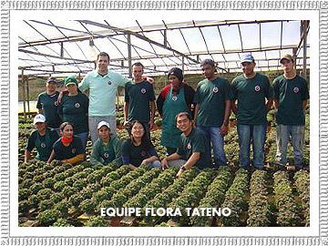 Equipe Flora Tateno